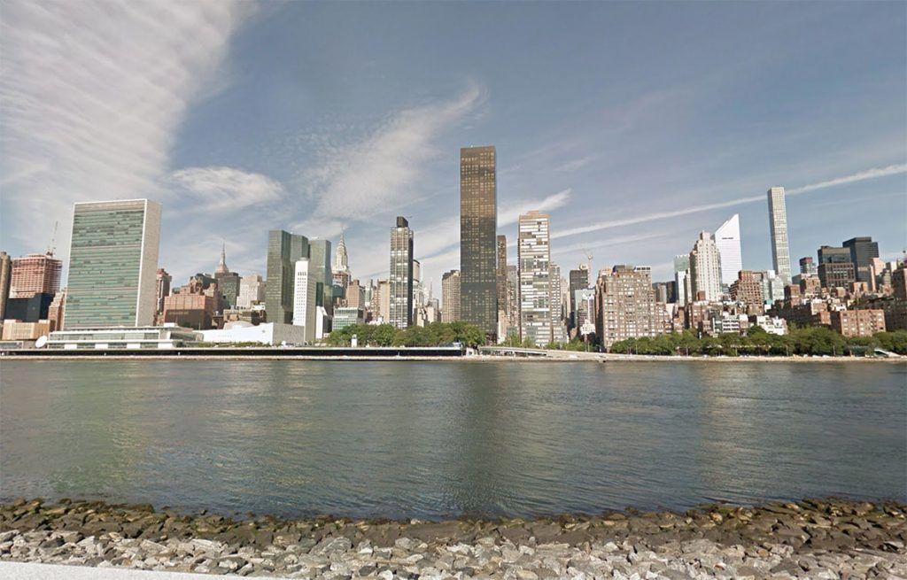 Las mejores vistas de Manhattan: Four Freedoms Park