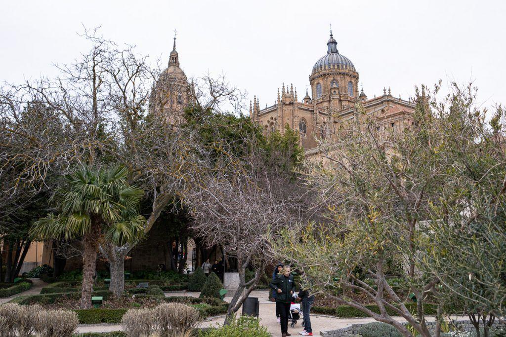 Qué ver en Salamanca: Huerto de Calisto y Melibea