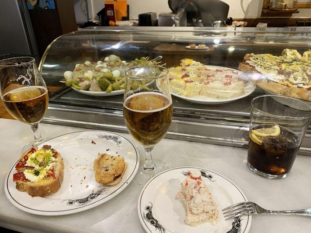 Dónde comer en Vitoria: El Rincón de Luis Mari