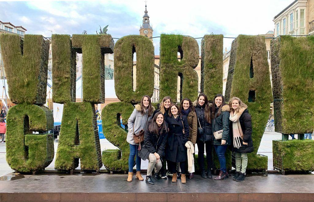 Qué ver en Vitoria: Plaza de la Virgen Blanca