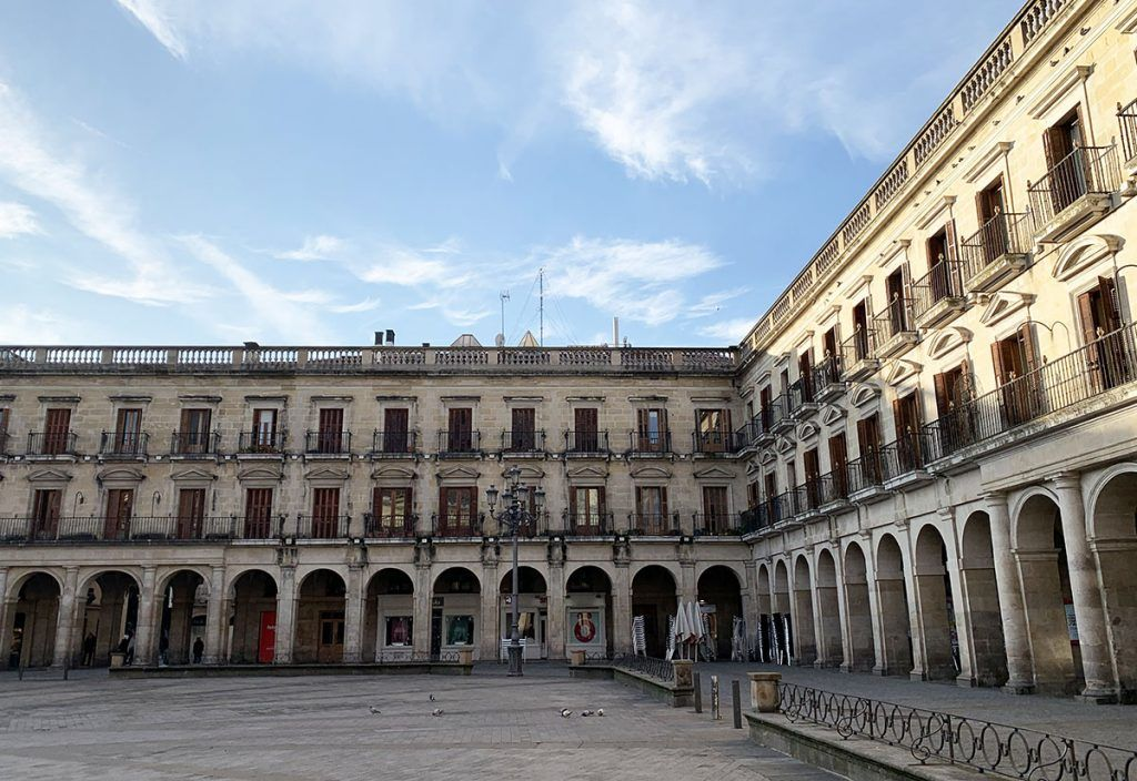 Qué ver en Vitoria: Plaza de España