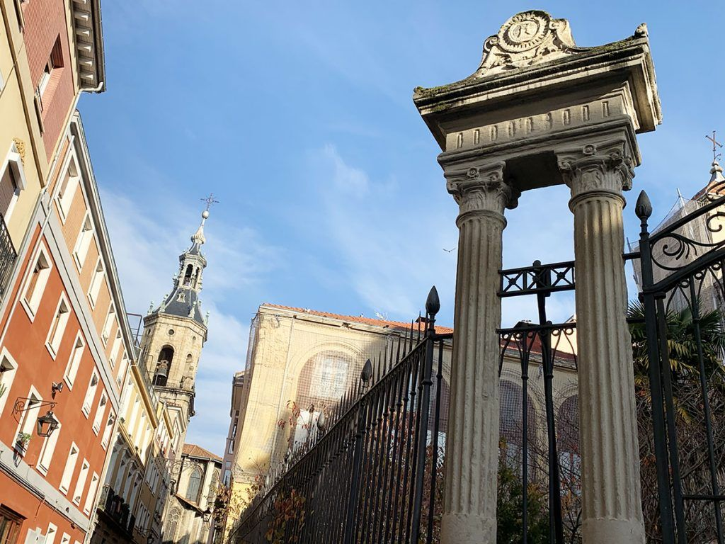 Qué ver en Vitoria: casco antiguo de Vitoria