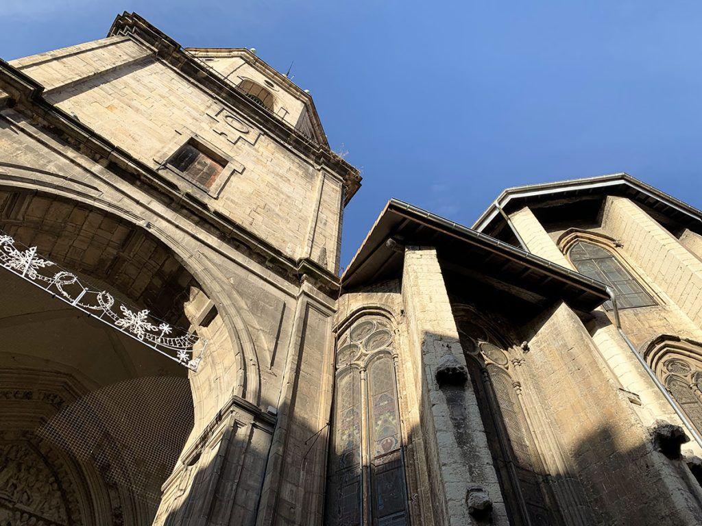 Qué ver en Vitoria: iglesia de San Pedro