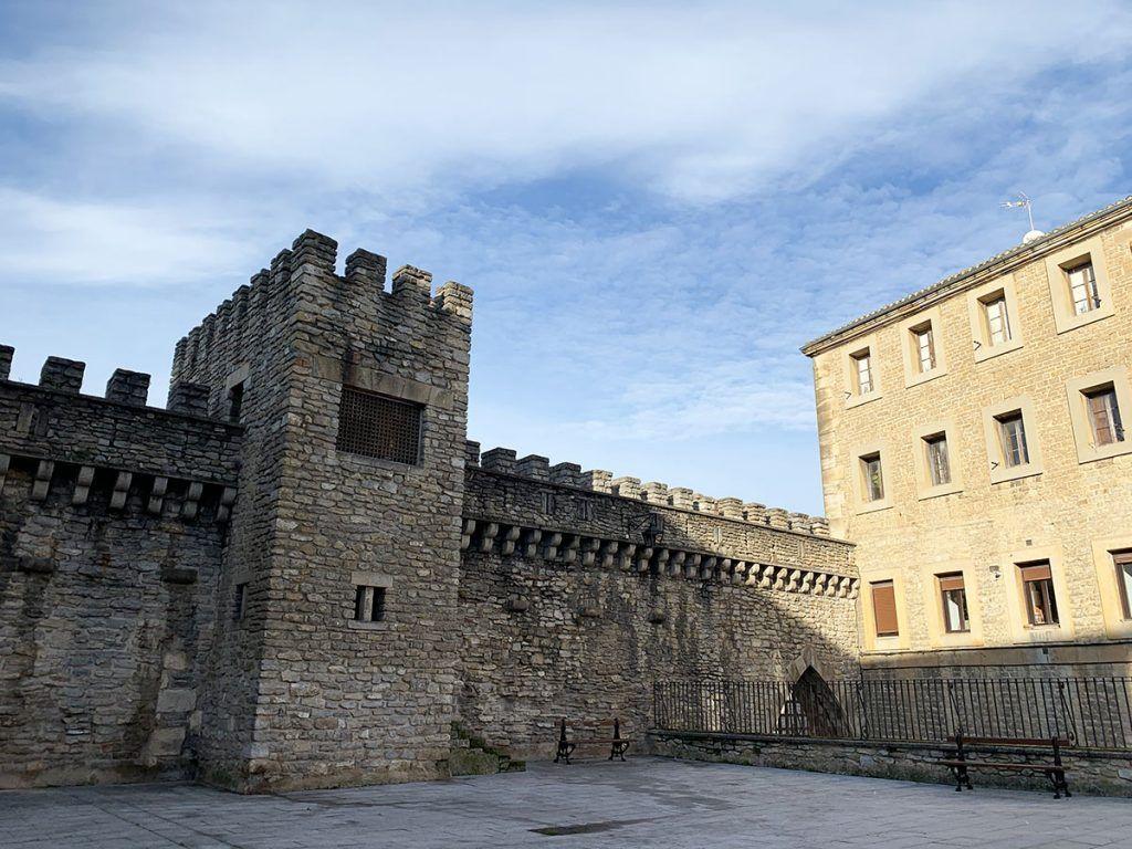 Qué ver en Vitoria: la muralla