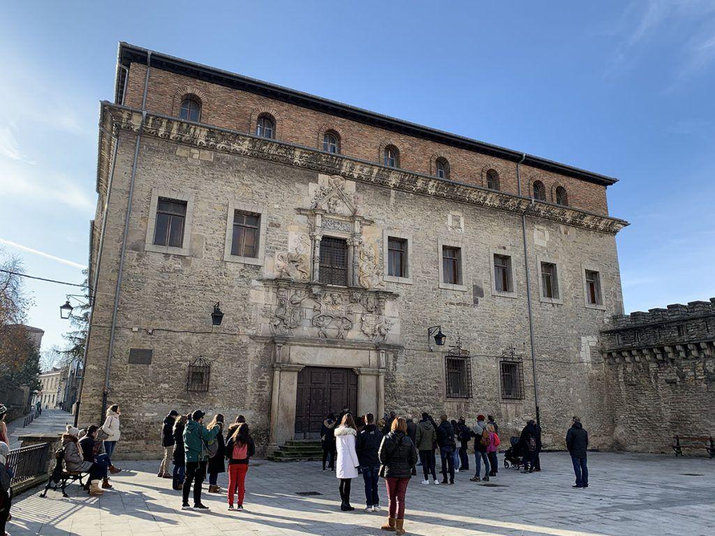 Qué ver en Vitoria: Palacio Escoriaza-Esquivel