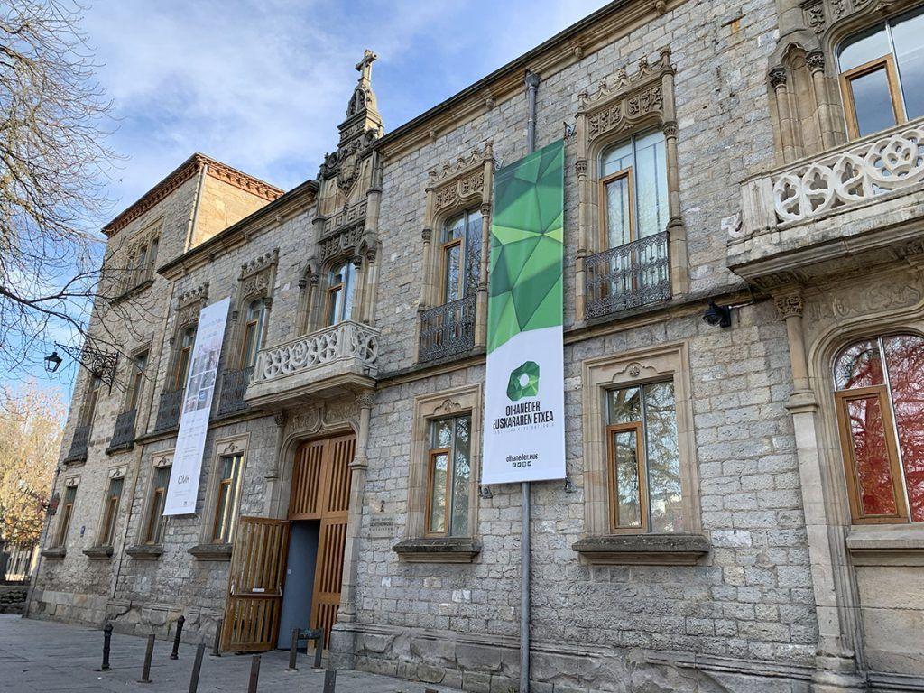Qué ver en Vitoria: Palacio de Montehermoso