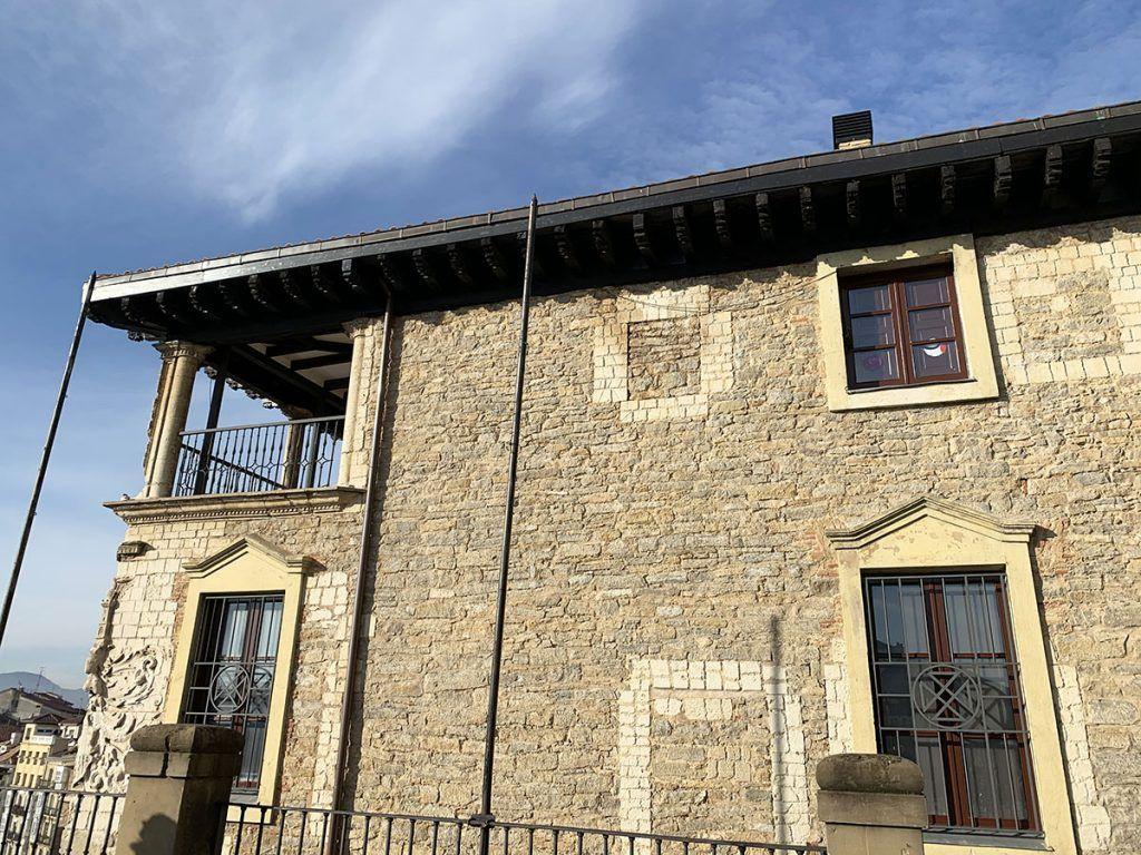 Qué ver en Vitoria: Palacio de Villasuso