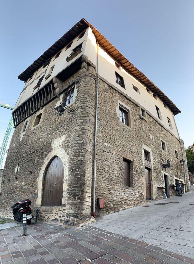 Qué ver en Vitoria: Torre de los Anda