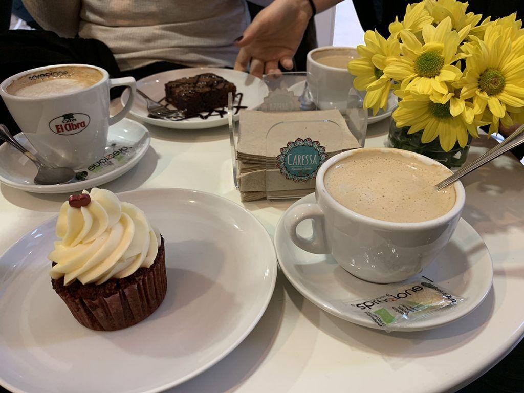 Dónde comer en Vitoria: Caressa