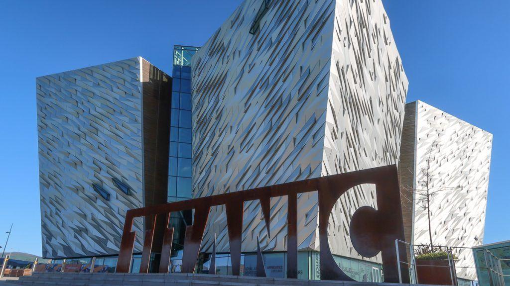 Qué ver en Belfast: Titanic Belfast