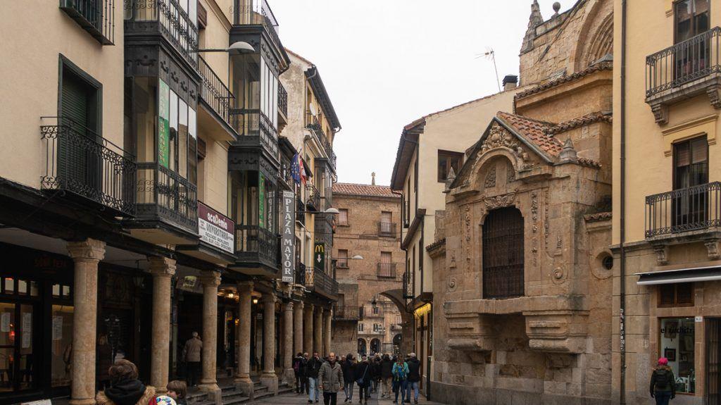 Qué ver en Salamanca: Iglesia de San Martín