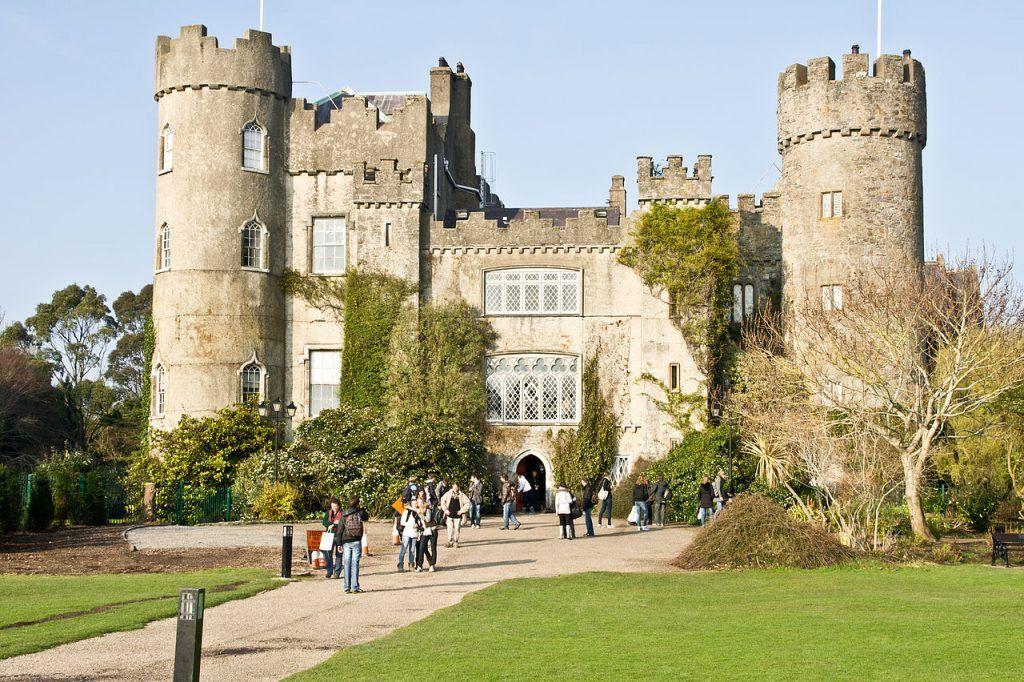 Octava etapa de nuestra ruta por Irlanda: Malahide Castle