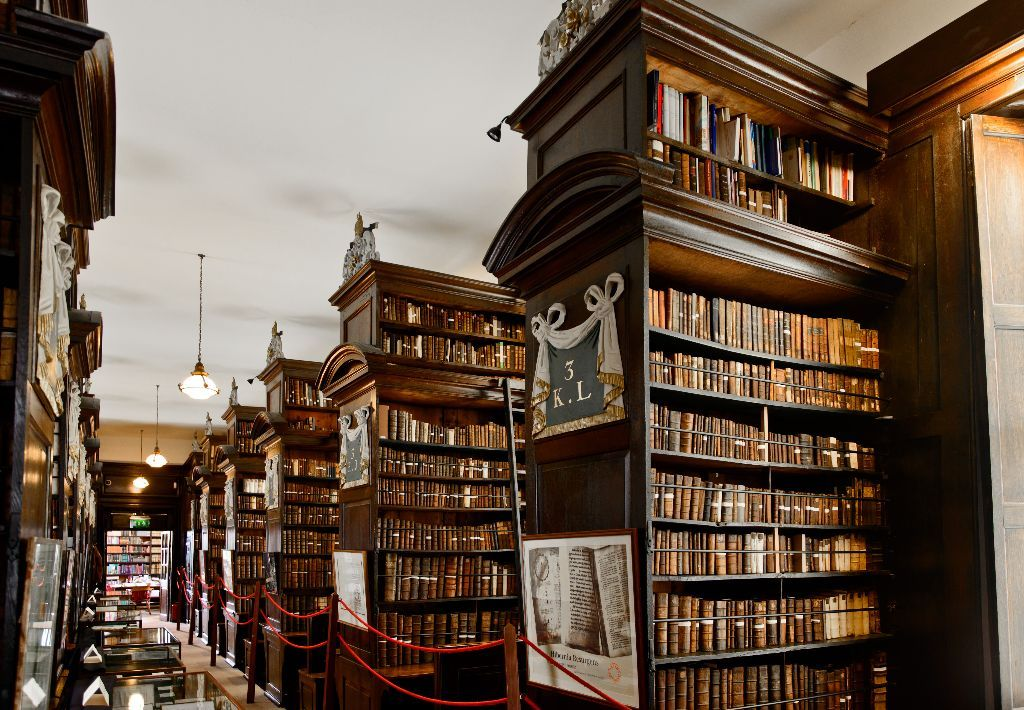 Qué ver en Dublín: Marsh's Library