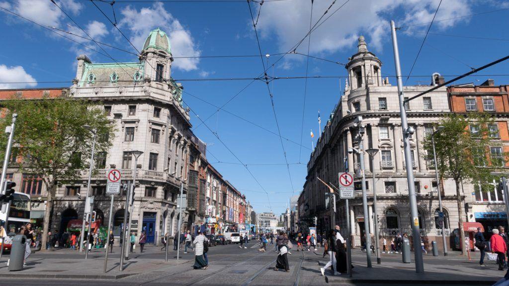 Qué ver en Dublín: O'Connell Street