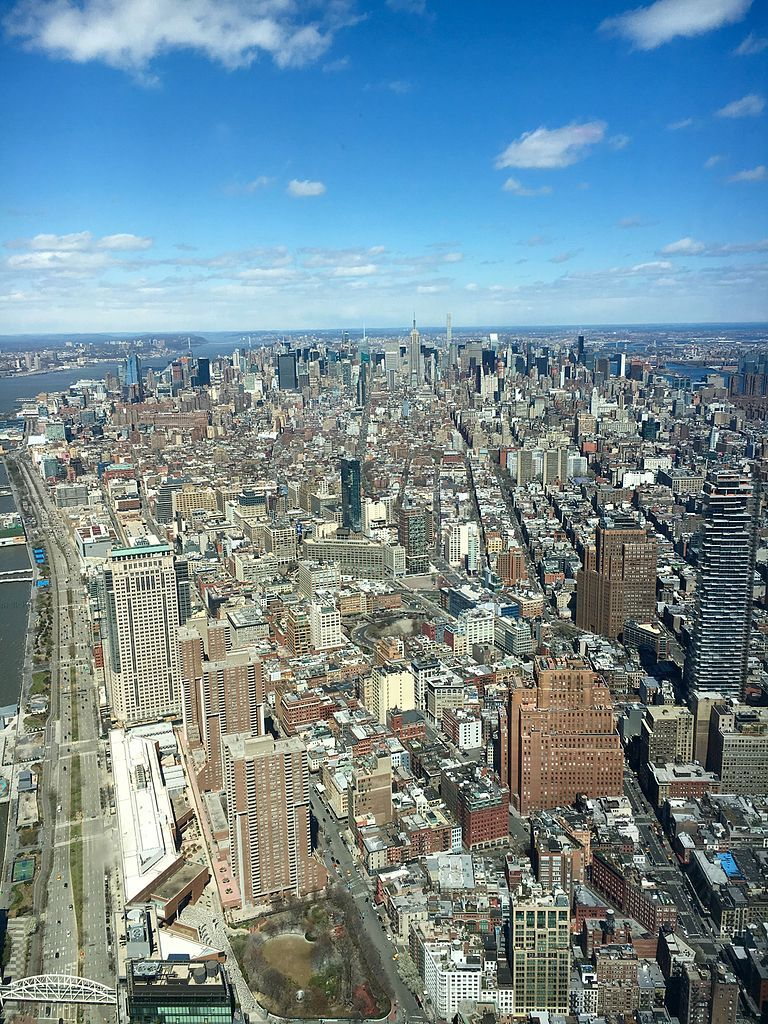 Las mejores vistas de Manhattan: One World Observatory