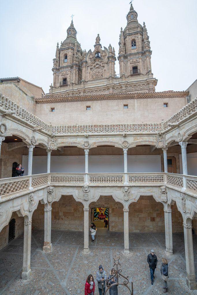 Qué ver en Salamanca: Torres de La Clerecía