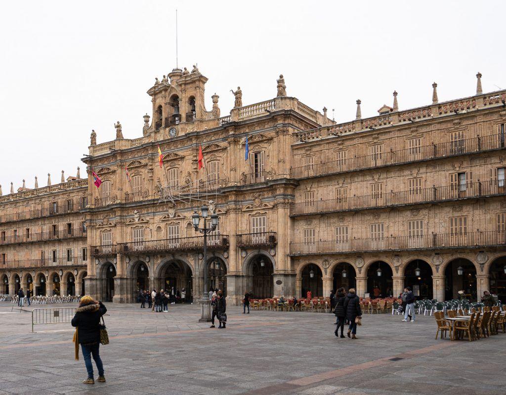 Qué ver en Salamanca: Plaza Mayor de Salamanca