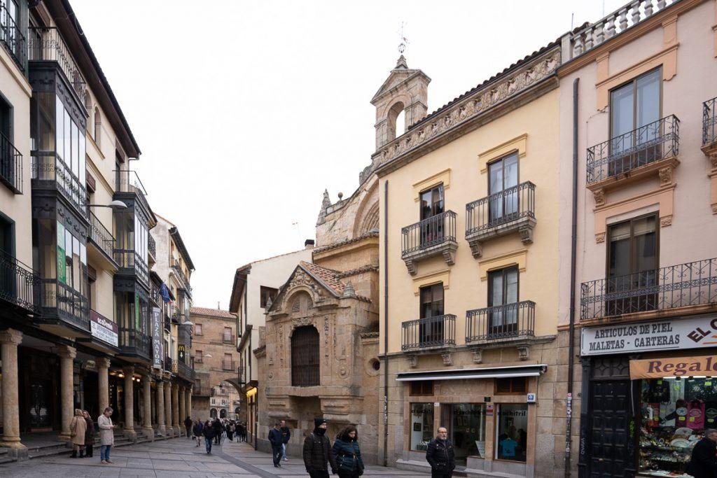Qué ver en Salamanca: Plaza del Corrillo