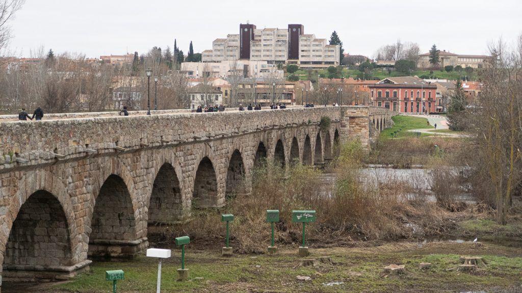 Qué ver en Salamanca: Puente Romano de Salamanca