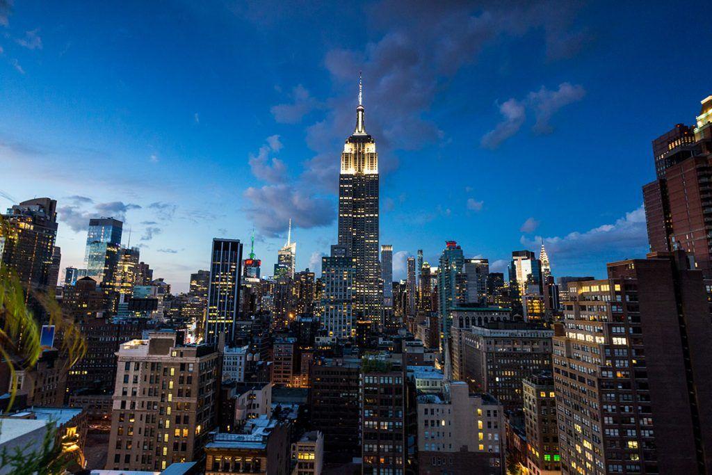Las mejores vistas de Nueva York: Roof Bar 230 Fifth