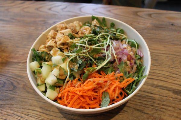 Comer barato en Nueva York: Sweetgreen