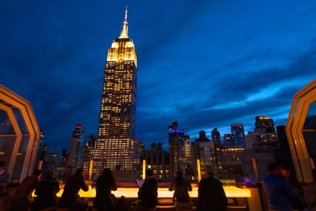 Las mejores vistas de Nueva York: Top of the Strand