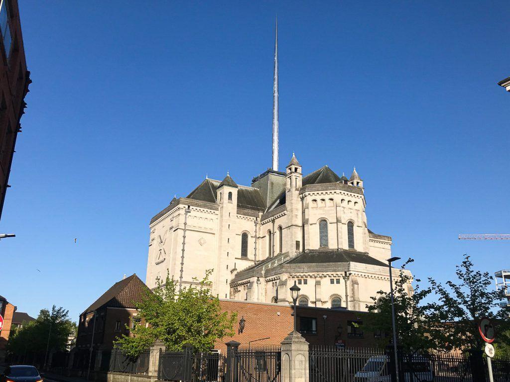 Qué ver en Belfast: Catedral de Santa Ana