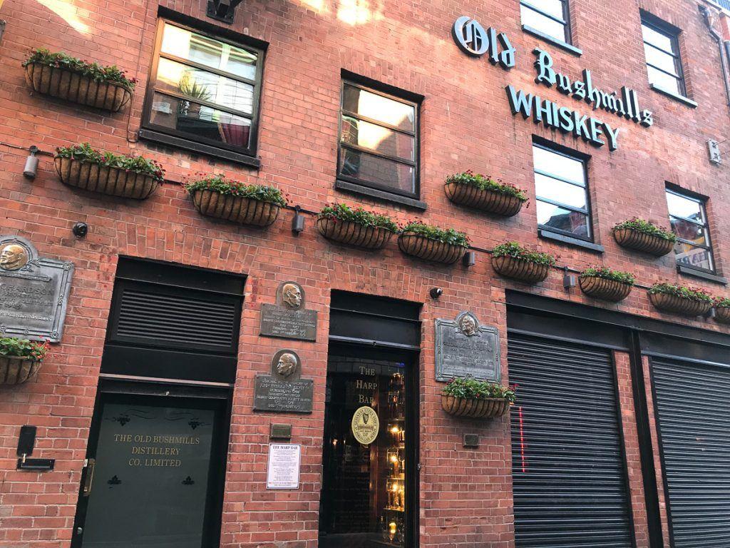 Qué ver en Belfast: Cathedral Quarter