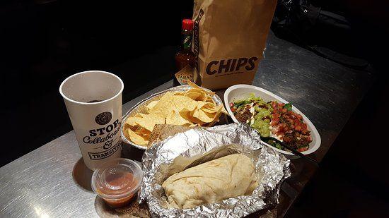 Comer barato en Nueva York: Chipotle Mexican Grill