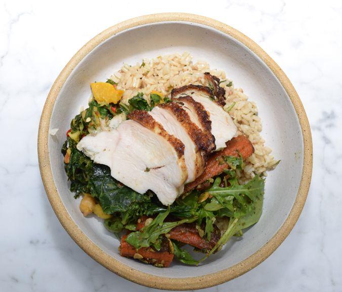 Comer barato en Nueva York: Dig Inn