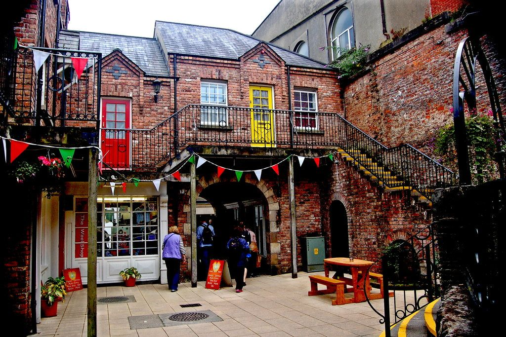 Qué ver en Derry: The Craft Village