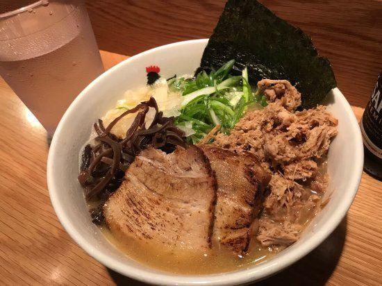 Comer barato en Nueva York: Totto Ramen