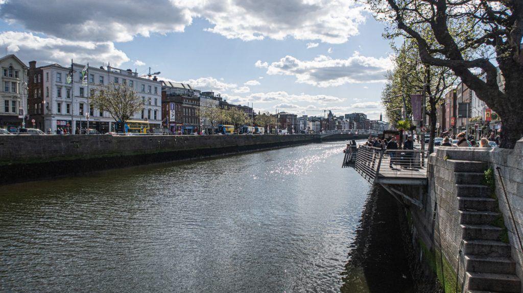 Qué ver en Dublín: Río Liffey