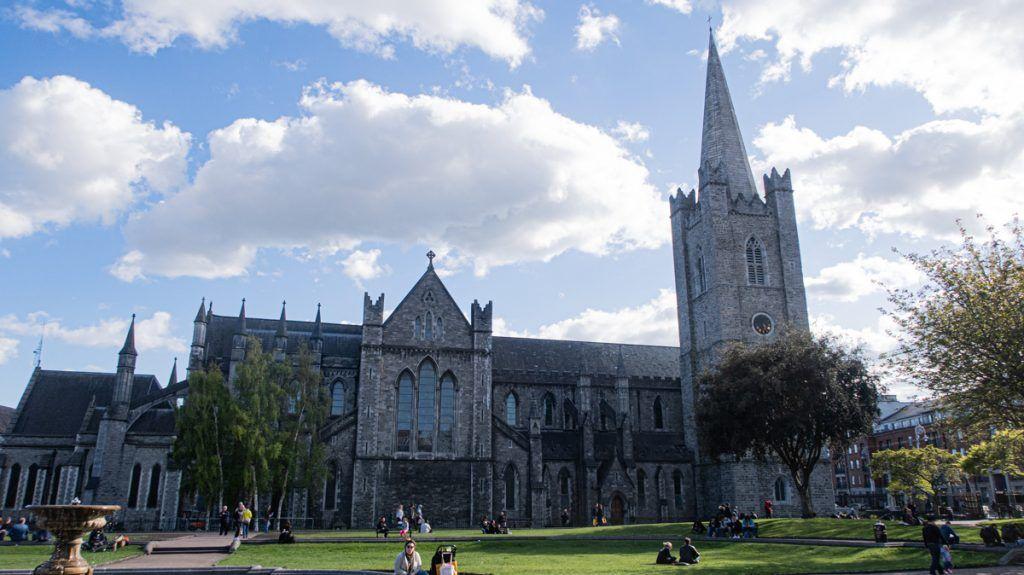 Qué ver en Dublín: St Patrick's Cathedral