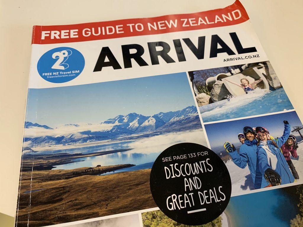 Organizar un viaje a Nueva Zelanda: Revista Arrival
