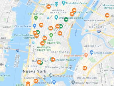 Dónde dormir barato en Nueva York [MEJORES ZONAS + RECOMENDACIONES]