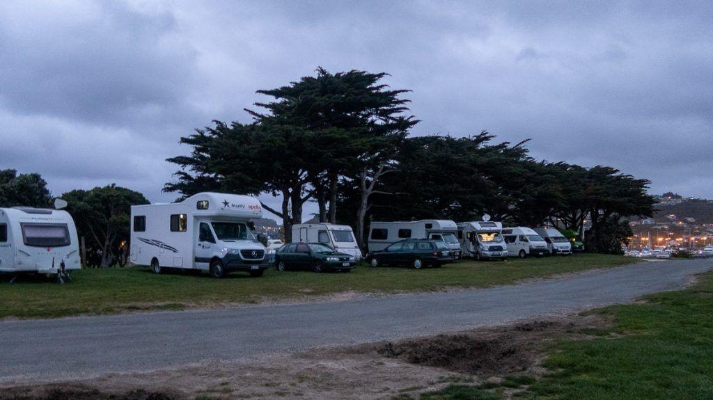 Ruta por Nueva Zelanda: ¡la vida en camper mola!
