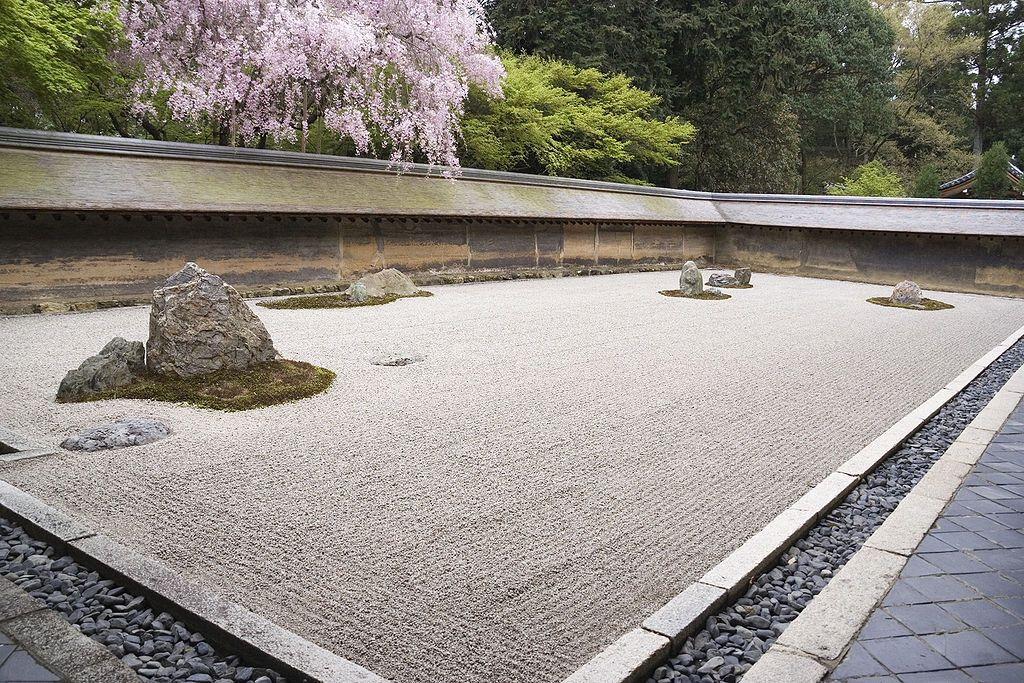 Imprescindibles en Kioto: Templo Ryoan-ji