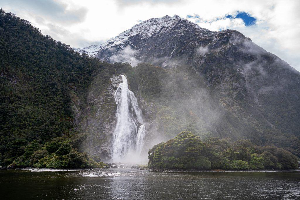 Ruta por Nueva Zelanda: Milford Sound