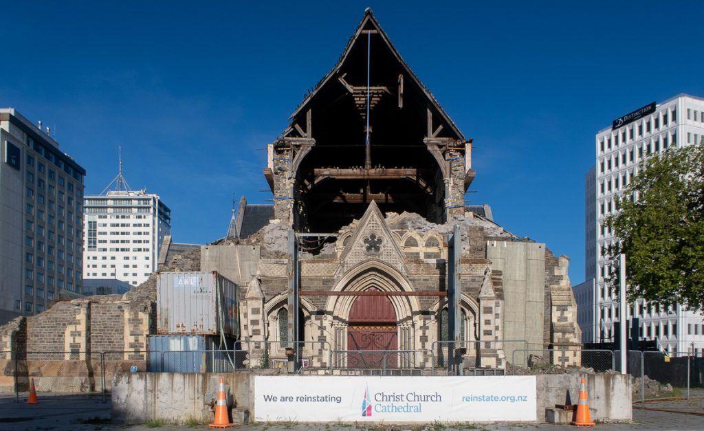 Guía de Nueva Zelanda: Christchurch