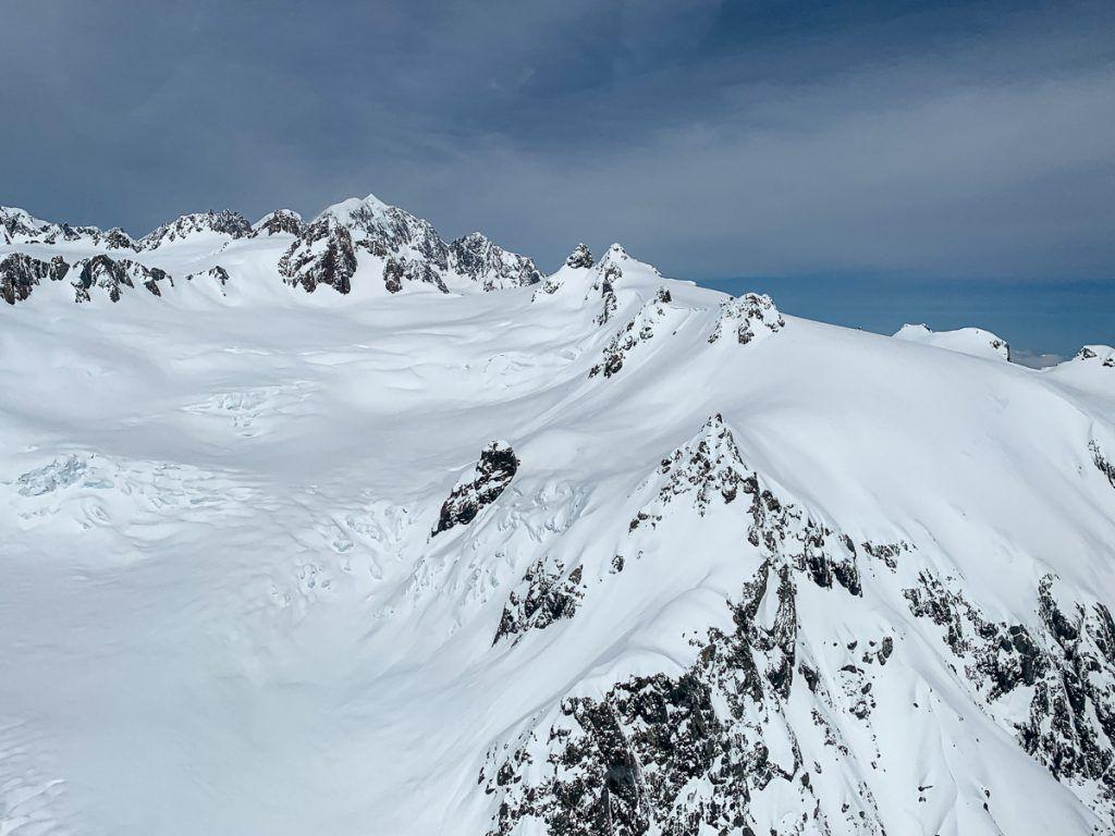 Ruta por Nueva Zelanda: Glacier Franz Josef