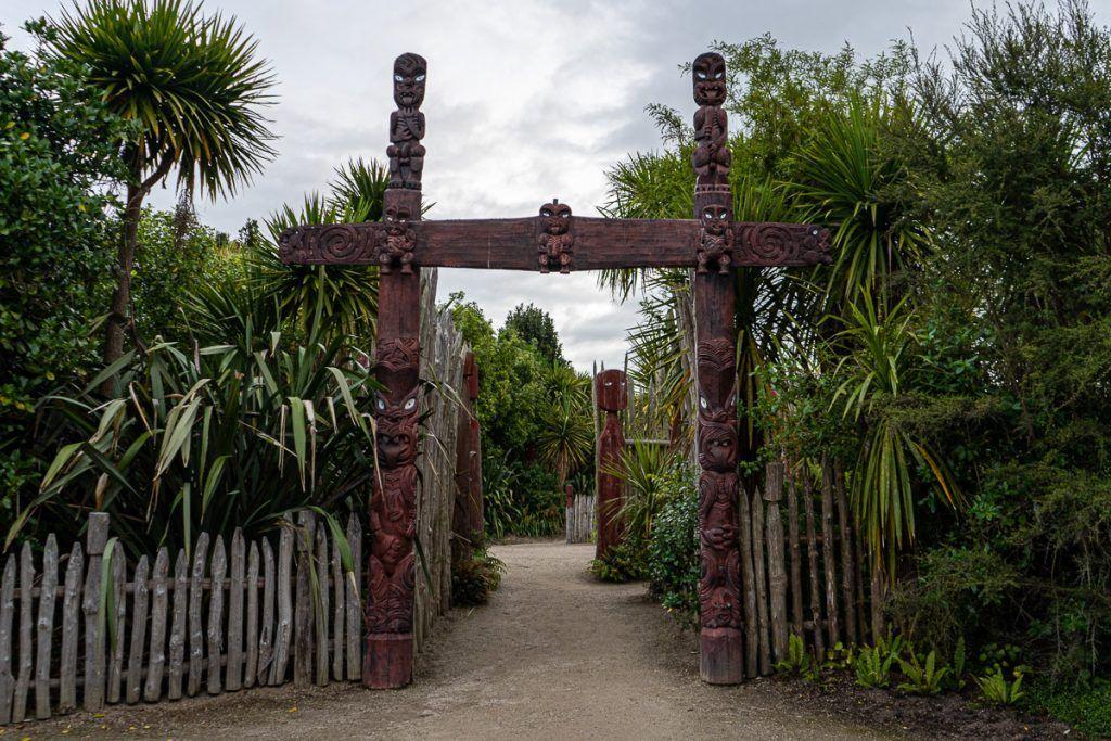 Ruta por Nueva Zelanda | Etapa 1: Hamilton Gardens