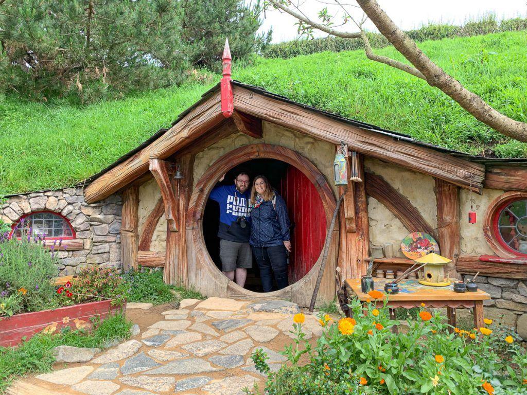 Ruta por Nueva Zelanda: Hobbiton