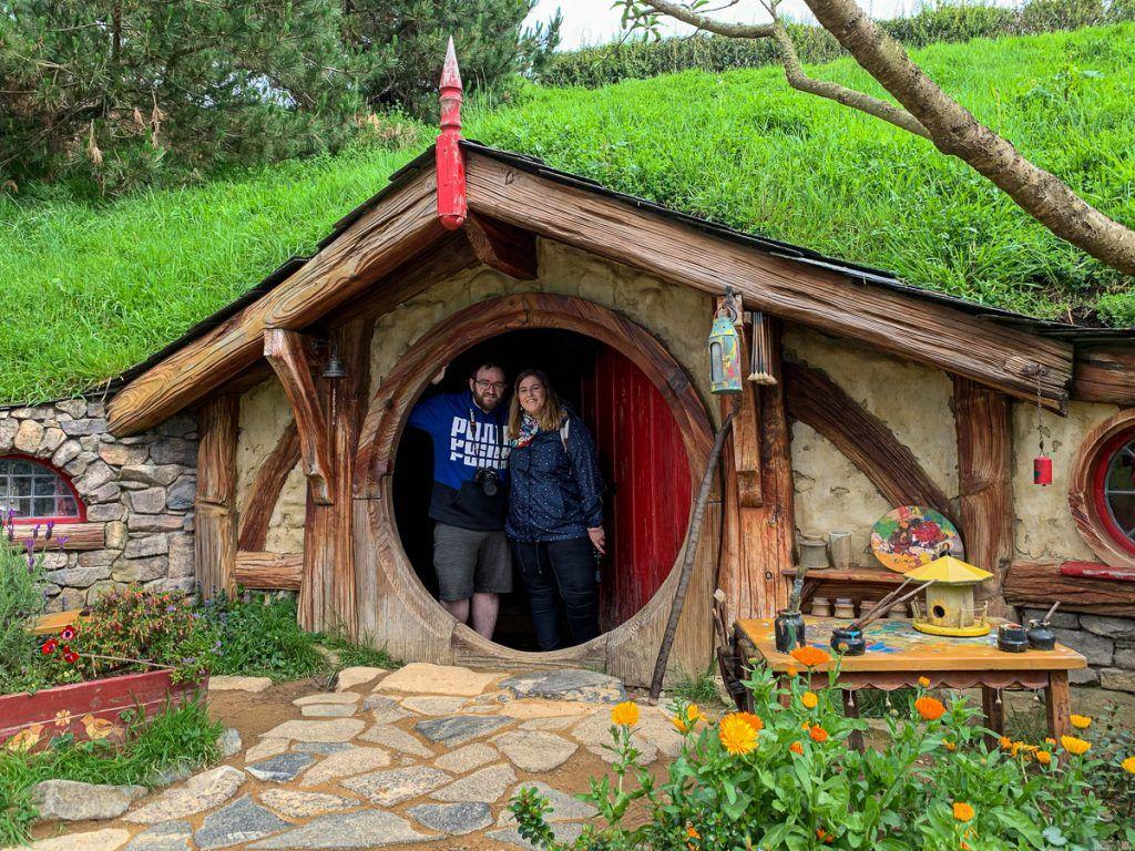 Visitar Hobbitton: somos hobbits por un día