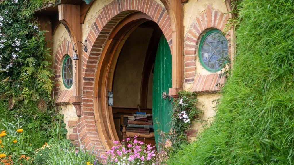 Visitar Hobbitton: la casa de Bilbo y Frodo
