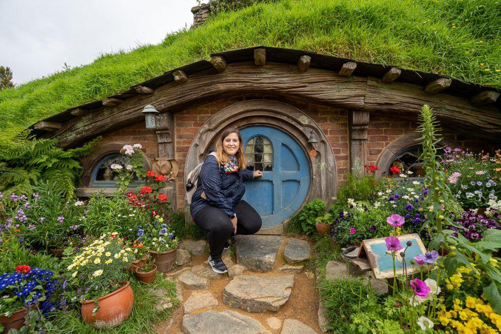 Visitar Hobbiton: somos hobbits por un día