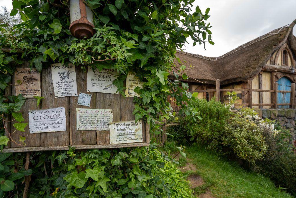 Visitar Hobbitton: todos los detalles están súper cuidados