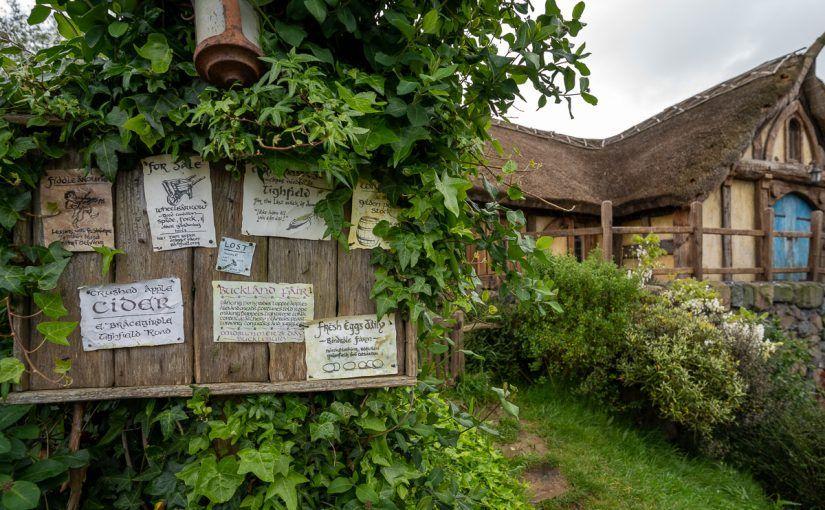 Visitar Hobbiton: todos los detalles están súper cuidados - Ruta por Nueva Zelanda | Etapa 2: Hamilton - Taumarunui