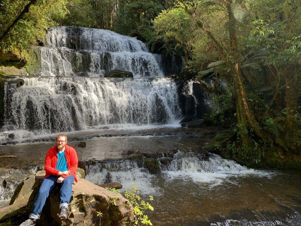 Guía de Nueva Zelanda: Purakaunui Falls