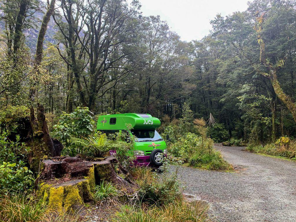 Ruta por Nueva Zelanda: Justina